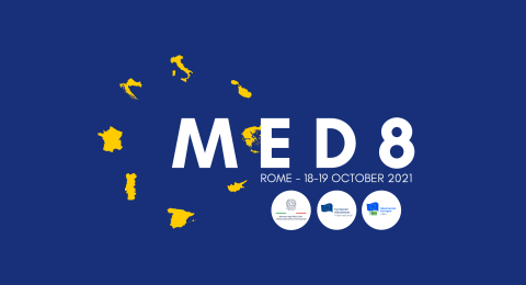 ROMA, 18-19 OTTOBRE 2021: MED8