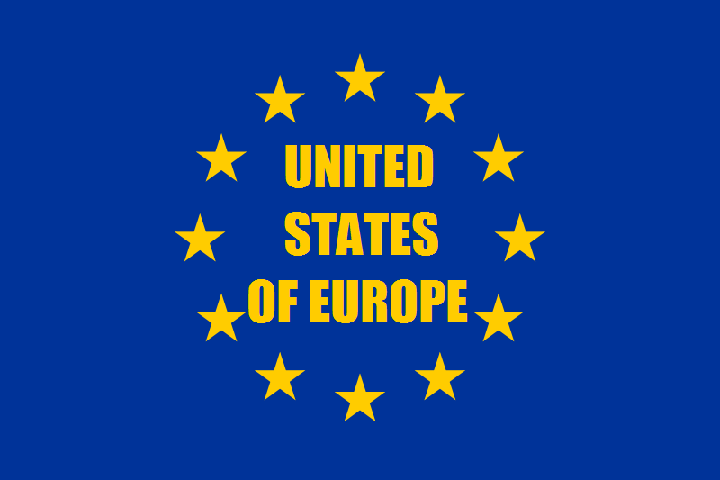 Flag of the United States of Europe